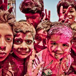 Viajar India en Holi 2018